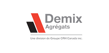 Dufferin Construction Demix Agrégats Logo