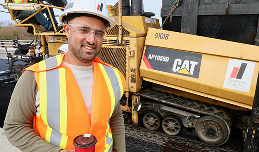 Dufferin Construction Employee