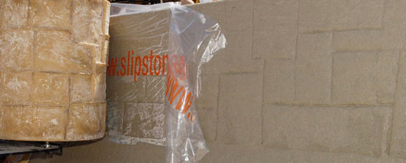 Dufferin Launches patented SlipStone innovation in Canada - 2005