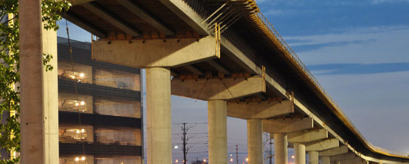 Timeline image of an overpass