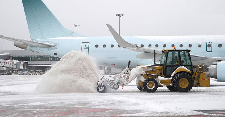 Dufferin Construction Expertise Construction Services Airport Snow Removal